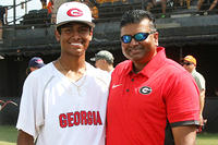 061417-011-Gavin Patel poses with his father Nayan Patel